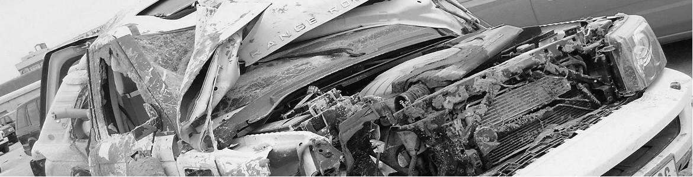 Výkup automobilu - likvidace automobilu